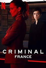 Netflix series Criminal France