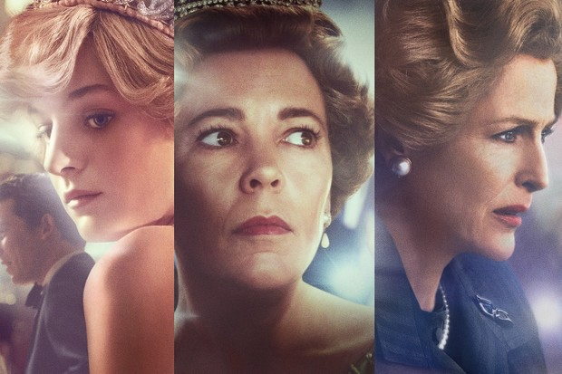 The Crown Netflix series